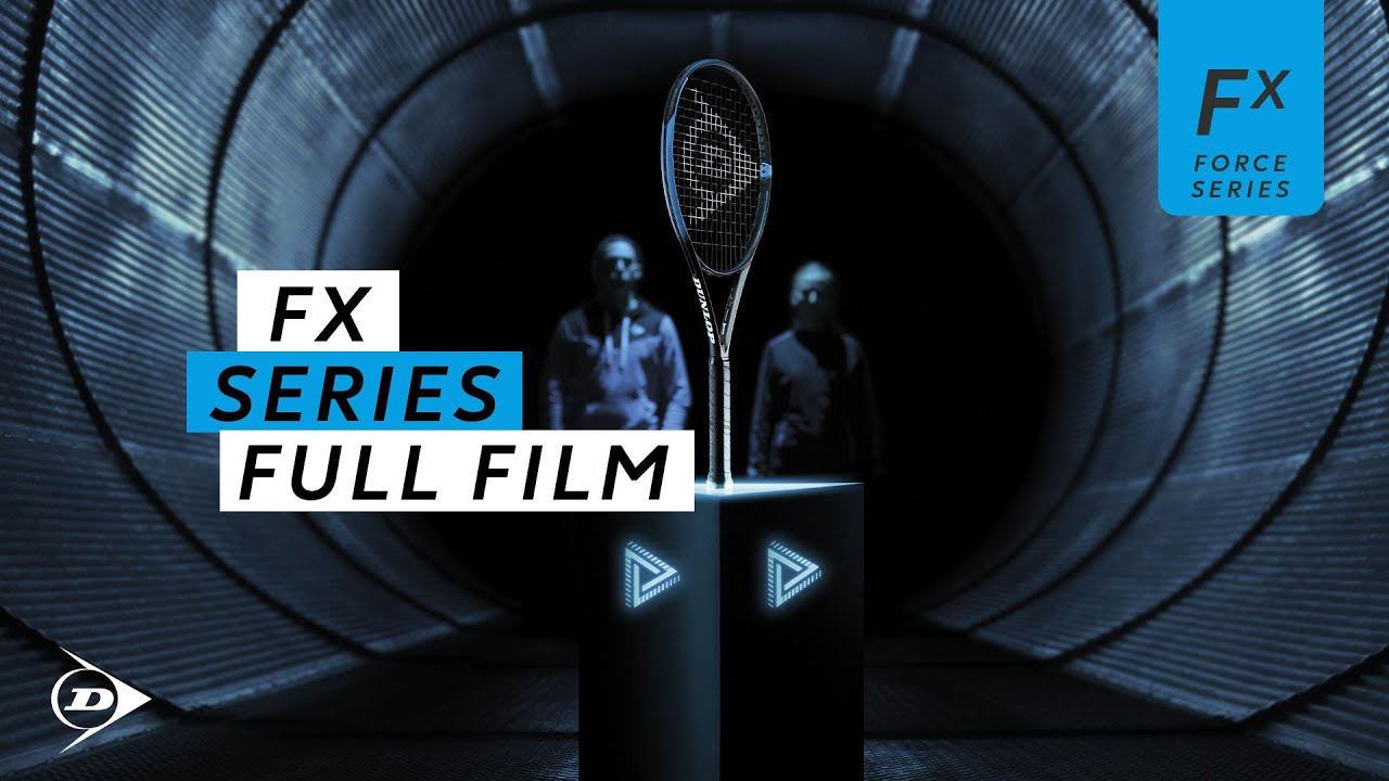 Dunlop FX Series: Power At Full Force