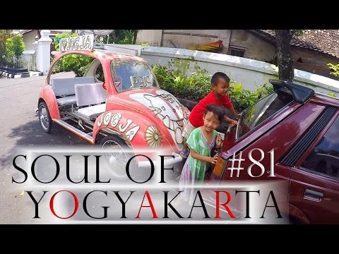 ADVENTURE TRIP IN INDONESIA - SOUL AND SPIRIT OF YOGYAKARTA💮Worldtravel Vlog#81 - JAVA - Weltreise