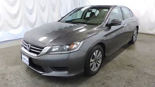 2013 Honda Accord Sdn Hudson, West New York, Jersey City, Tenafly, Paramus, NJ HHDA281565U