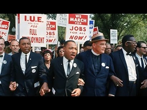 MLK March On Washington