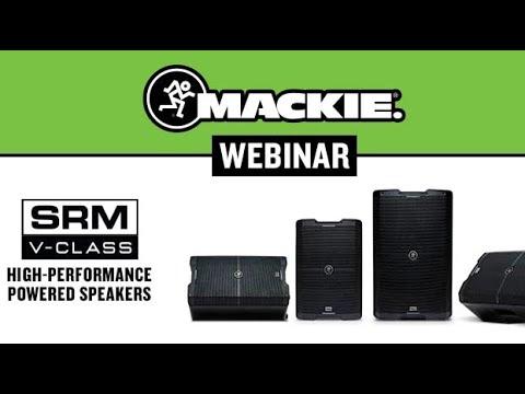 SRM   V-Class Live Webinar