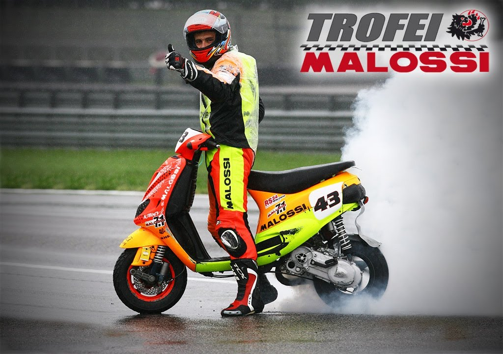 Malossi Day World Cup Scootermatic
