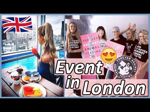 LONDON – THE BODY SHOP EVENT I 7.6.-.8.6.2017