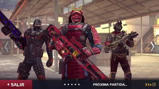 Modern Combat 5 - OJO DEL TERROR Y SABRE K PODEROSAS K SON