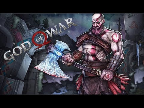 God of War 2018 / Броня...
