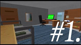 [ROBLOX] Game Dev Tycoon - Ep. 1 - STARTED FROM THE BOTTOM!