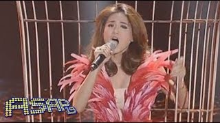 Toni Gonzaga sings Katy Perry