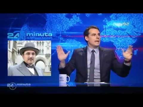 '24 minuta sa Zoranom Kesićem' 13. epizoda nove sezone
