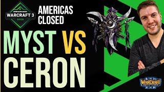 WC3 - DreamHack:Fall'21 - AM Closed Qualifier - Decider: [NE] MysT vs. Ceron [RDM]