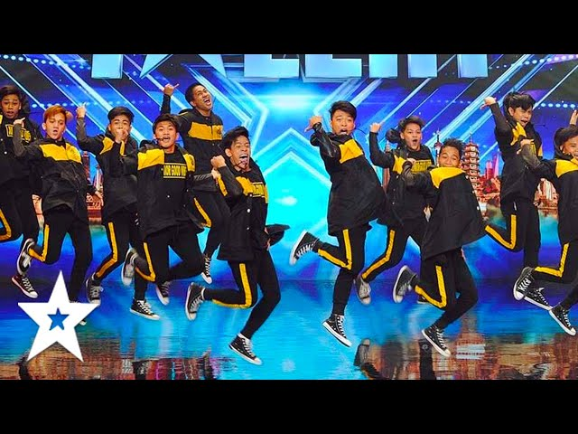They Want To Make Their Families PROUD! PHILIPPINES DANCE GROUP Junior Good Vibes All Auditions!