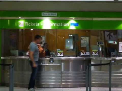 Paris Gare du Nord video guide