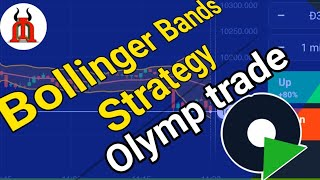 Olymp trade bollinger bands strategy | olymp trade bug | Olymp trade live