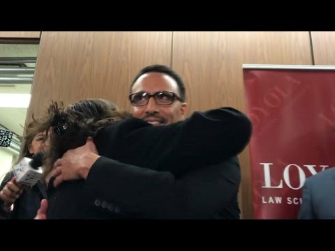 Wrongly Convicted Man Is Free After Spending 20 Years of Life Sentence in Prison