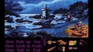 Let's Play Monkey Island 2 part 10: what is this doing in a pirate game?