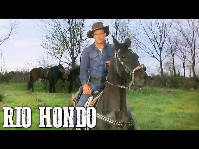 Rio Hondo | WILLIAM SHATNER  | Cowboyfilm | Wilder Westen | Western Klassiker | Deutsch