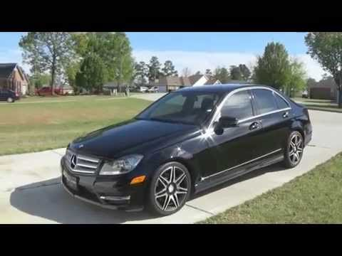 2013 mercedes c300 4matic review and walkaround youtube. Black Bedroom Furniture Sets. Home Design Ideas