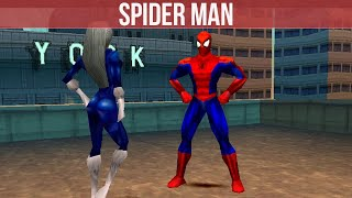 Spider man mednafen videos / InfiniTube
