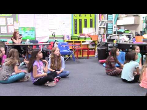Jean Cole 4th Grade Frontier Elementary Classroom Observation