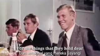 Rhodesians Never Die - Lyrics - Sub Indo