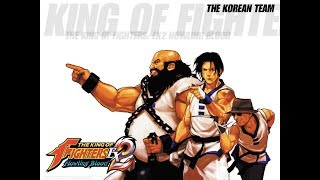 The King Of Fighters EX2:Howling Blood-(GBA)-[Kim/Choi/Chang]-1 Crédito/Até o Final