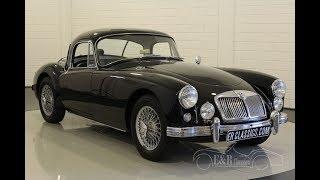 MGA coupe 1957-VIDEO- www.ERclassics.com