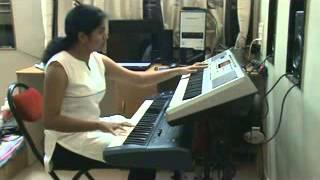 Nishigandha C Shinde - Dil Ke jharoke Mai (Instrumental)