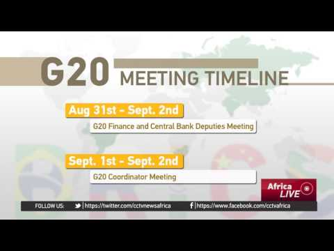 G20 Finance and Central Bank Deputies Meeting