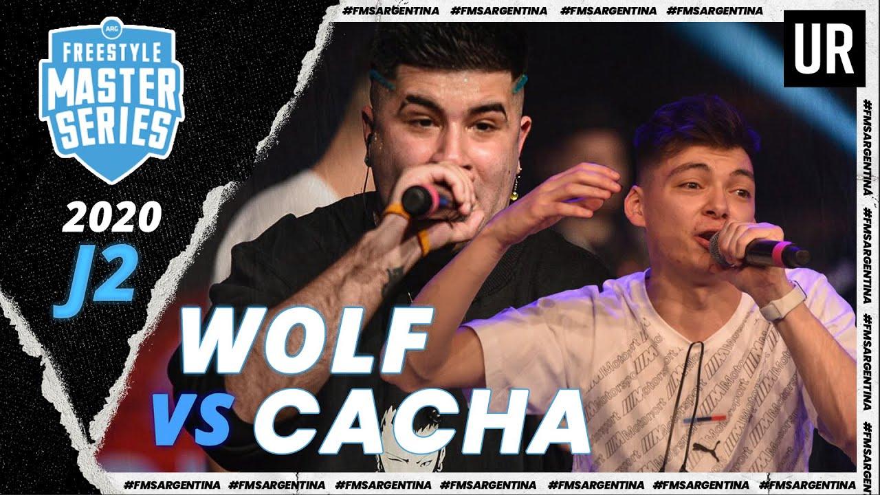 Download WOLF vs CACHA   #FMSARGENTINA 2020   Jornada 2   Urban Roosters