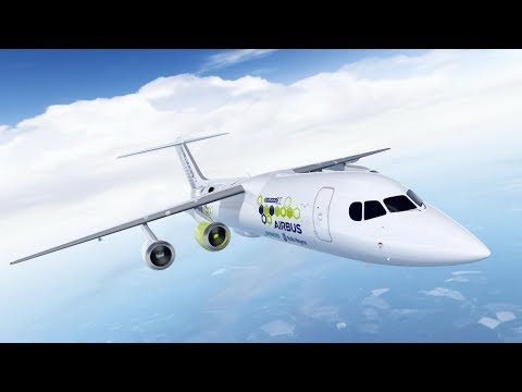 Hybrid Electric Aircraft to Transform Future Air Travel - Airbus eFanX | Business Traveller