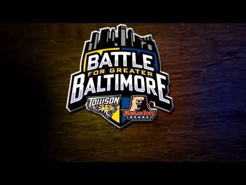 The Battle for Baltimore 2017  Morgan State University vs Towson University football