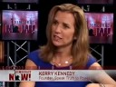 Kerry Kennedy on her father, activism and election.