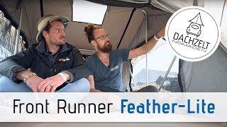 Dachzelt Vorstellung: Front Runner Feather-Lite