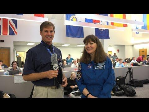 Interview with Veteran Astronaut Katy Coleman