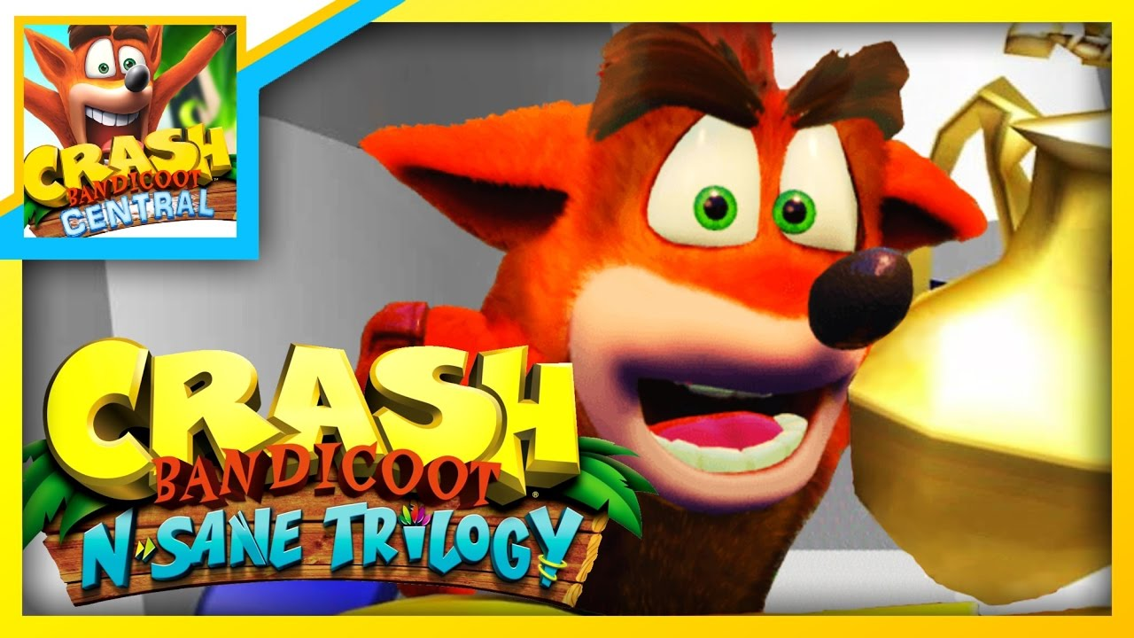 April Fools Crash Team Racing Dlc Trailer Crash Bandicoot N Sane Trilogy Youtube