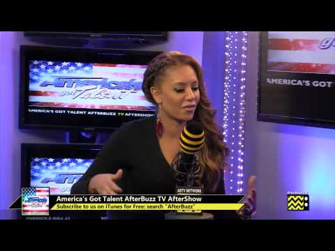 America's Got Talent After Show   Interview with Mel B -- November 27th, 2013   AfterBuzz TV