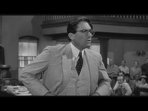 atticus's speech To kill a mockingbird: atticus finch's speech of equality harper lee's renowned novel, to kill a mockingbird , depicts the racial injustices of the deep south during the early 20th century protagonist atticus finch, a knowledgeable attorney, is faced with the daunting task of defending a convicted black man in a hostile court filled with bigoted alabamians.