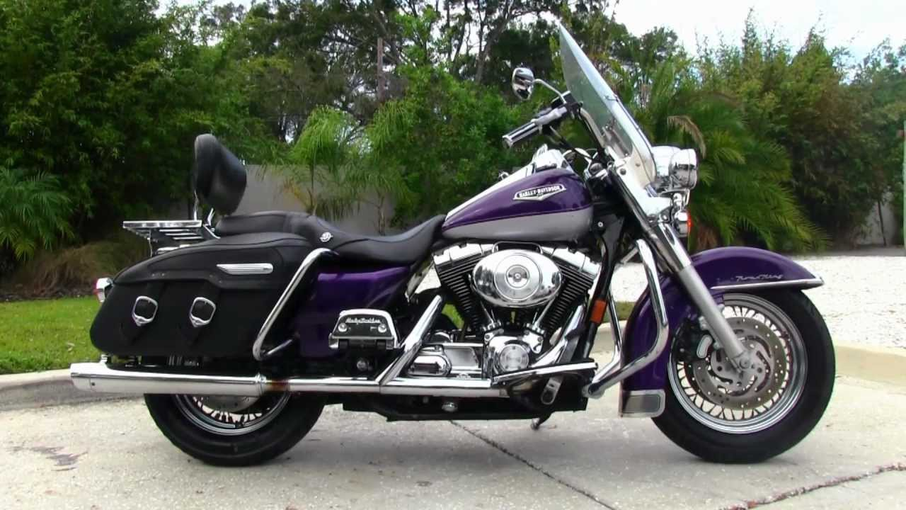 2001 Harley Davidson Road King Classic Flhrc Sale Review Youtube