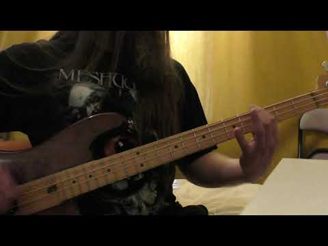 """""""Stop"""" - UNSANE Bass Cover"""