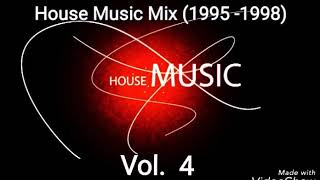 Download Mp3 House Music Mix  1995 -1998  Vol. 4