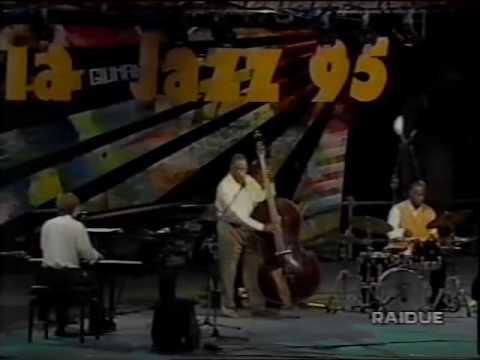 1995   Ray Brown, Geoff Keezer, Greg Hutchinson   Umbria Jazz