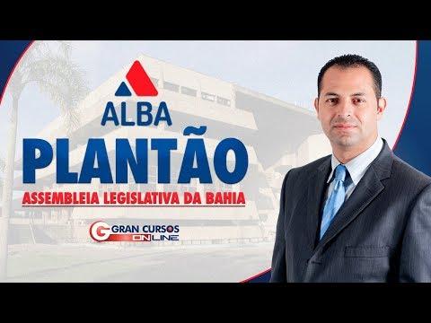 Plantão ALBA