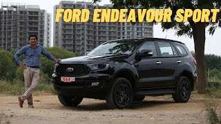 Ford Endeavour - Top 5 reasons to buy one featuring Endeavour Sport