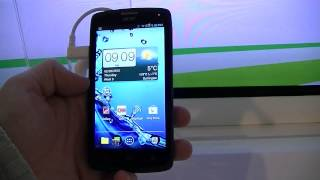 Acer Liquid C1 - Preview #MWC13