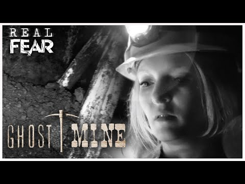 Paranormal Cave In | Ghost Mine | Real Fear