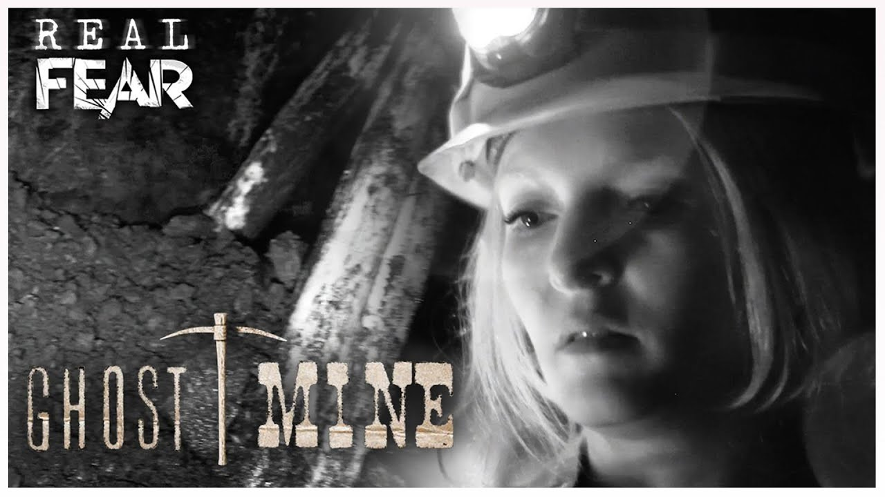 Download Paranormal Cave in   Ghost Mine   Real Fear