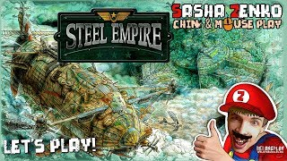 Steel Empire Gameplay (Chin & Mouse Only)