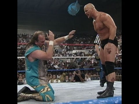 """""""Stone Cold"""" Steve Austin vs. Jake """"The Snake"""" Roberts - Tournament Finals: King of the Ring 1996"""