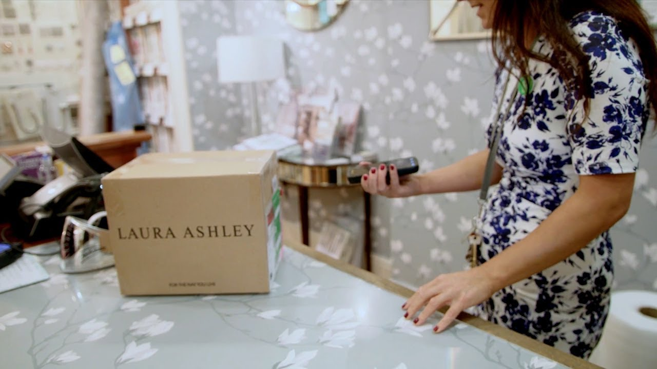 Laura Ashley UK & Honeywell Mobility | Redefining In-Store Engagement