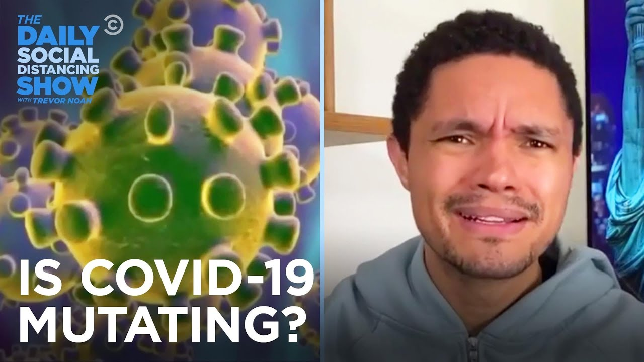 COVID-19 Mutates & Antibody Tests Fail | The Daily Social Distancing Show
