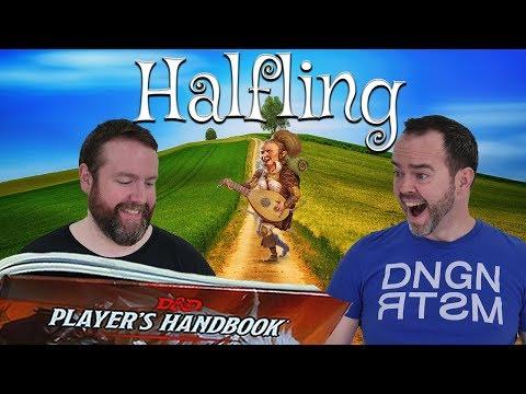 Halflings: Races in 5e Dungeons & Dragons - Web DM